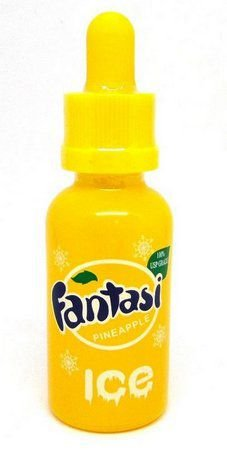 Liquido Fantasi - Pineapple Ice