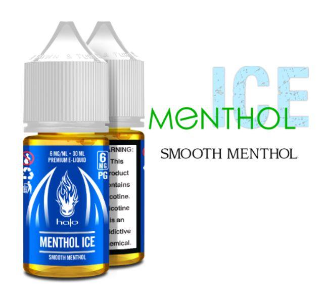 Líquido Halo - Menthol ICE (Smooth Menthol)