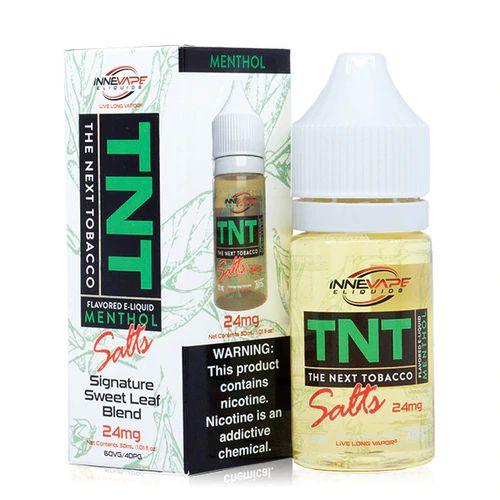 Líquido Innevape Salt - TNT Tobacco Menthol