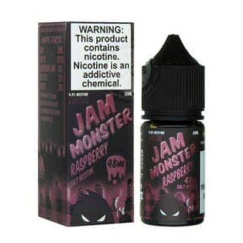 Líquido Jam Monster Salt - Raspberry