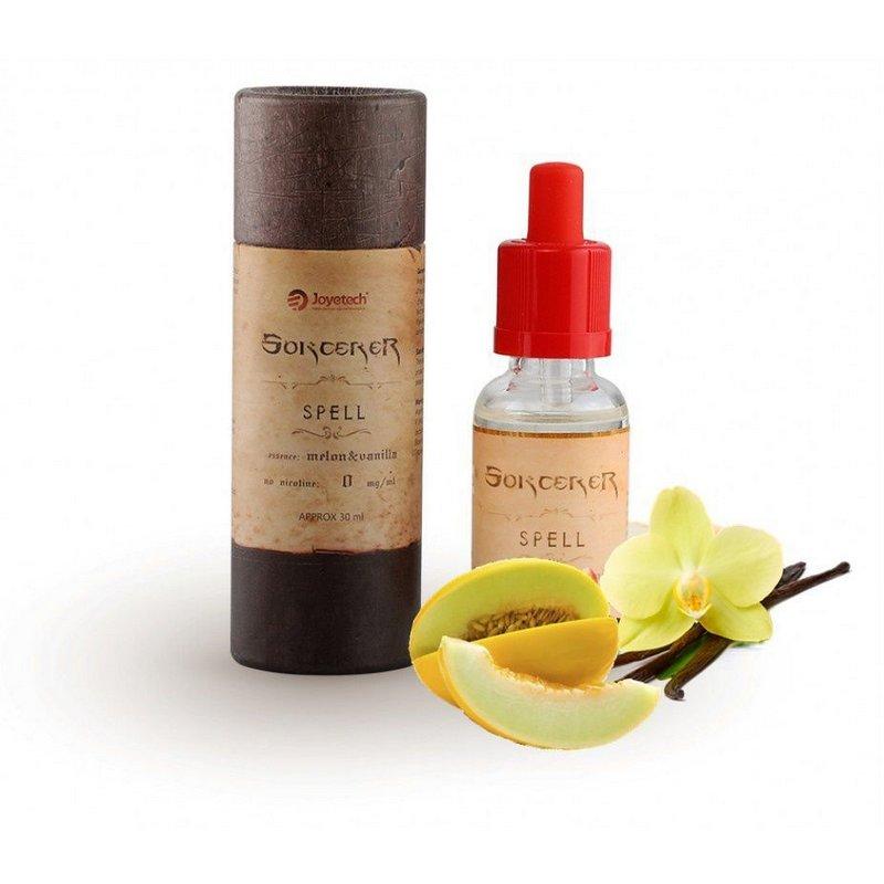 Líquido Joyetech - Sorcerer Spell - Melão e Vanilla