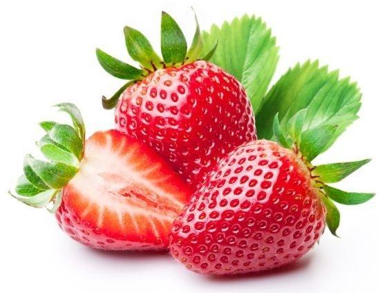 Líquido LIQUA - Strawberry (Morango)