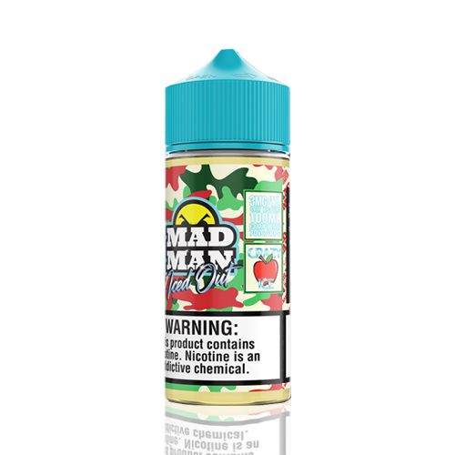Liquido Mad Man - Crazy Iced Out - Apple