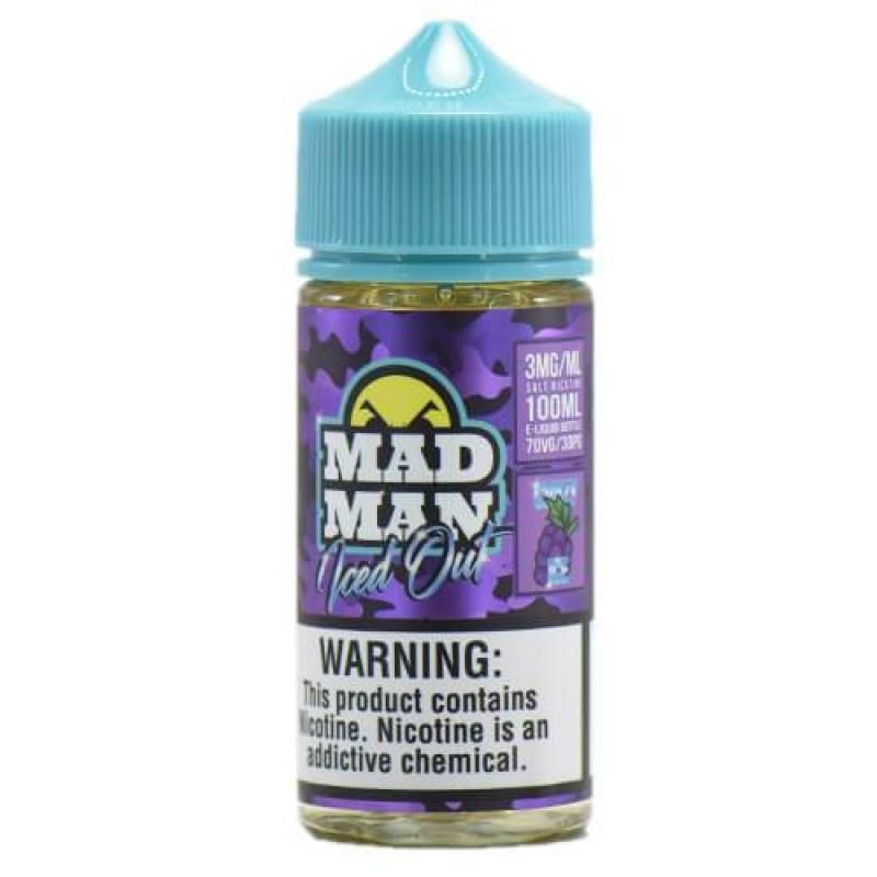 Liquido Mad Man - Crazy Iced Out - Grape