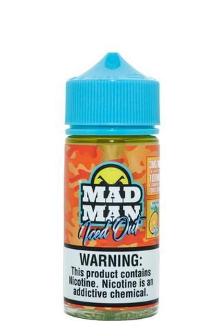 Liquido Mad Man - Crazy Iced Out - Orange