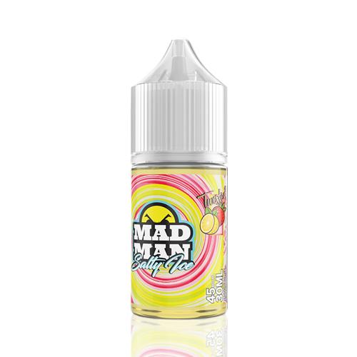 Liquido Mad Man Salt  - Ice - Lemon Strawberry