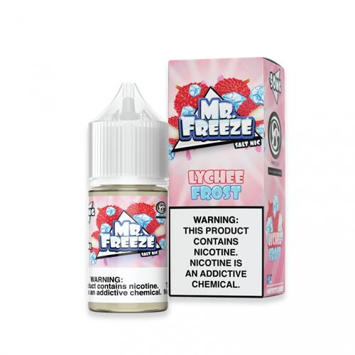 Líquido Mr. Freeze Salt - Lychee Frost