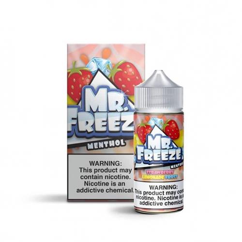 Líquido Mr. Freeze - Strawberry Lemonade Frost