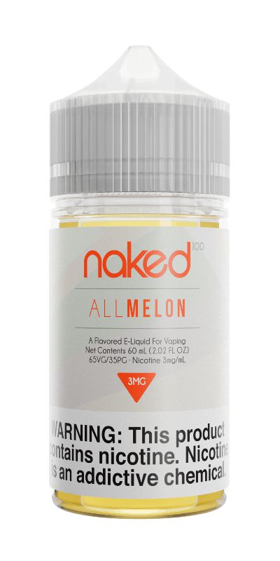 Líquido Naked 100 - All Melon