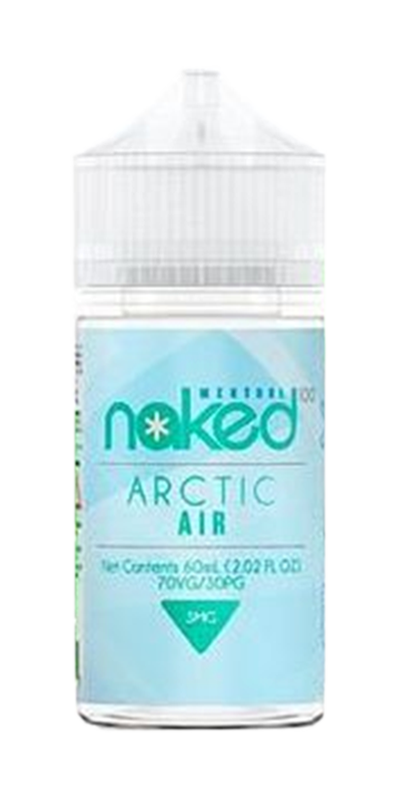 Líquido Naked 100 - Arctic Air
