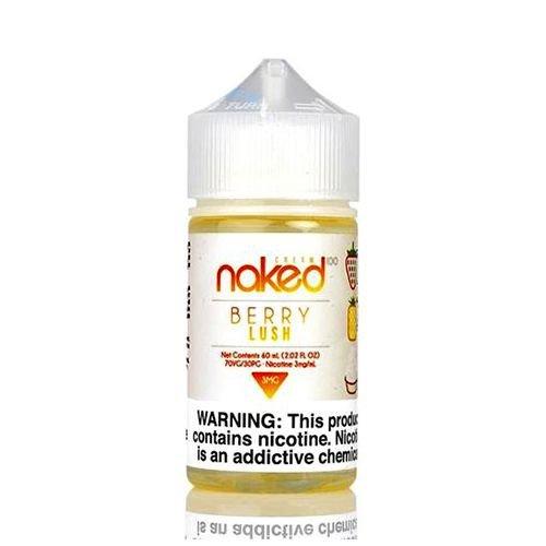 Líquido Naked 100 - Berry Lush Cream