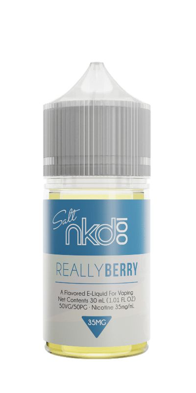 Líquido Naked 100 Salt - Really Berry