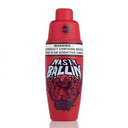 Líquido Nasty Ballin - Bloody Berry