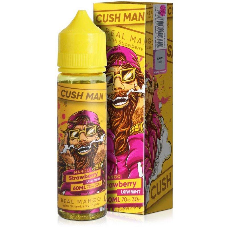 Líquido Nasty Juice - Cush Man - Strawberry Mango