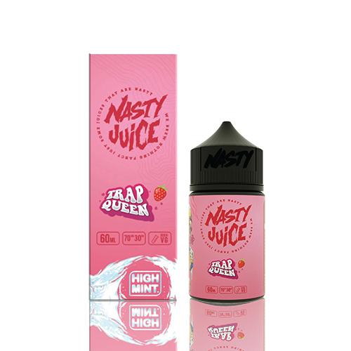 Líquido Nasty Juice - High Mint - Trap Queen
