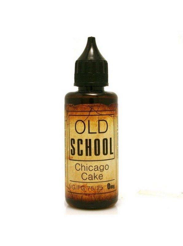Líquido OLD SCHOOL - Chicago Cake