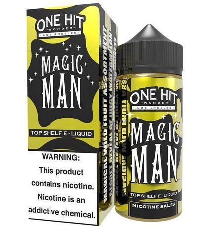 Líquido  One Hit Wonder Salt - Magic Man