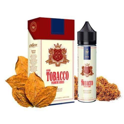 Líquido Ossem Juice - American Tobacco