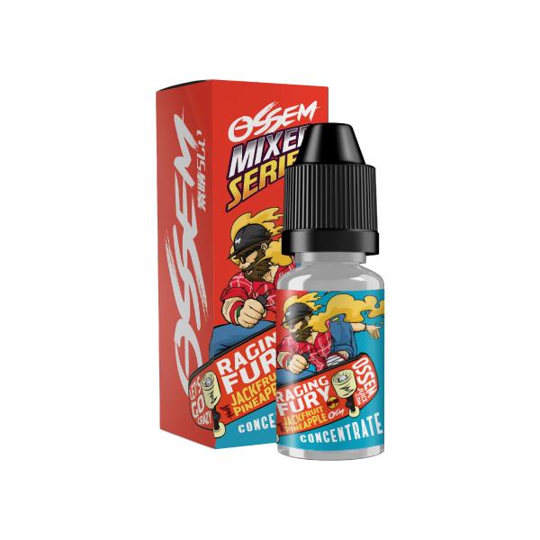 Líquido Ossem Juice Salt - Mixed Series - Racing Fury