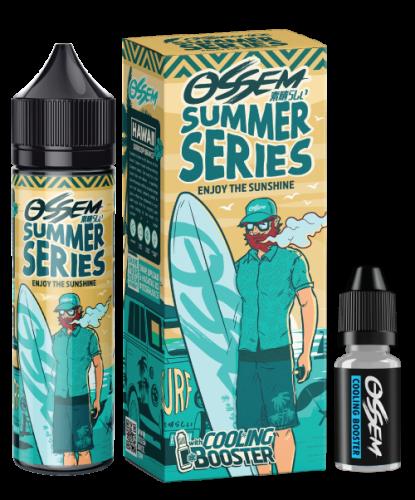Líquido Ossem Juice - Summer Series - Hawaii Soursop Orange