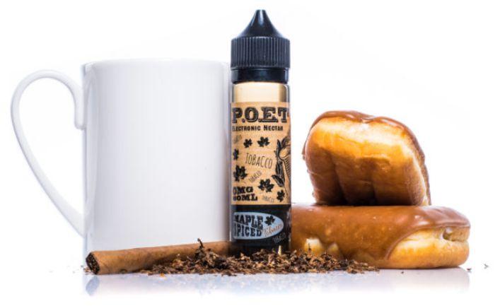 Liquido P.O.E.T. - Tobacco