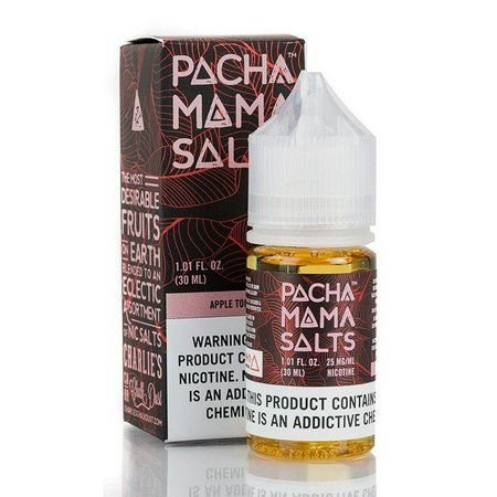 Líquido PachaMama Salt - Apple Tobacco