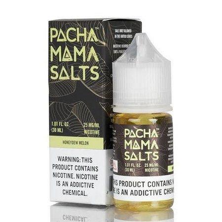 Líquido PachaMama Salt - Honeydew Melon