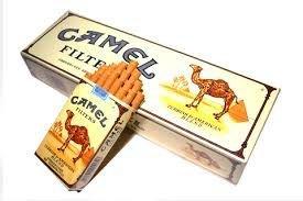 Liquido para Cigarro Eletrônico Camel - LiQua (k-mel)