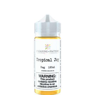 Líquido Pleasure Factory - Tropical Joy