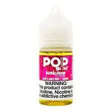 Líquido Pop Clouds Salt - Bubblegum
