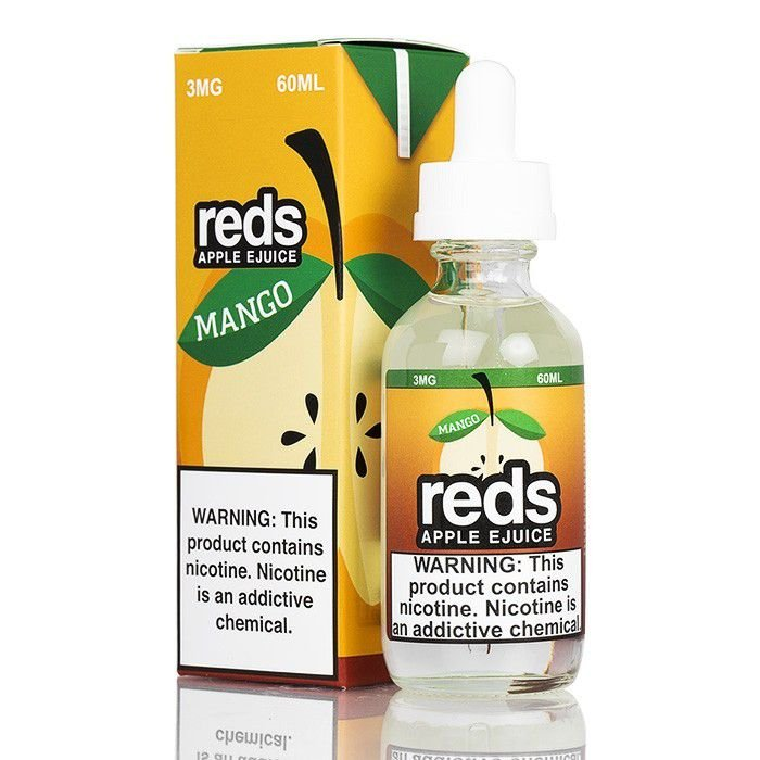 Líquido Reds Apple ejuice - Mango