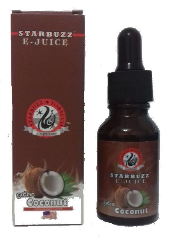 Líquido Starbuzz E-Juice - Exotic Coconut