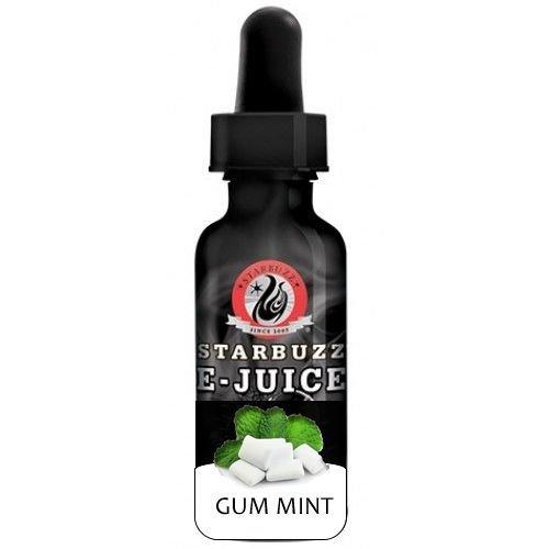 Líquido Starbuzz E-Juice - Exotic Gum Mint