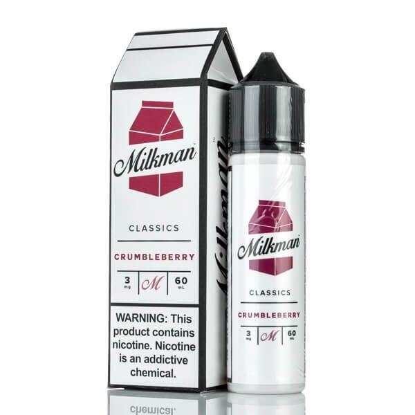 Líquido The Milkman - Classics - Crumbleberry