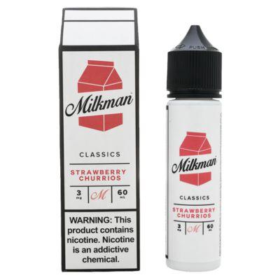 Líquido The Milkman - Classics - Strawberry Churrios