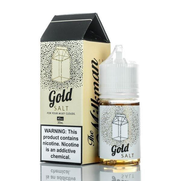 Líquido The Milkman Salt - Gold