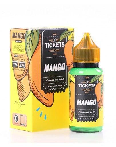 Líquido Tickets Brew.Co - Mango