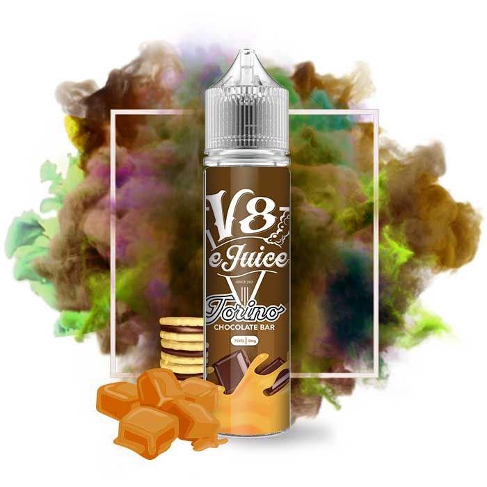 Líquido V8 E-Juice - Chocolate Bar - Torino