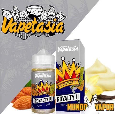 Líquido Vapetasia -  Royalty II
