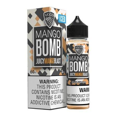 Líquido VGod - Mango Bomb Iced