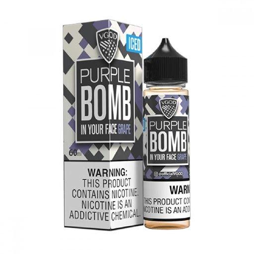 Líquido VGod - Purple Bomb Iced