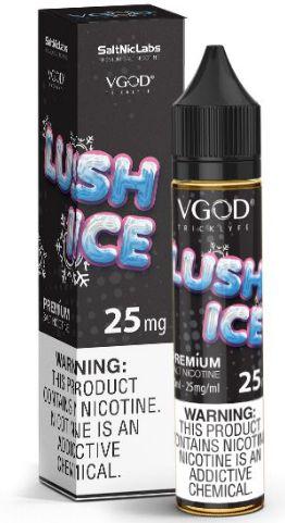 Líquido VGod Salt - Lush Ice ( Ice Watermelon )