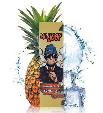 Líquido Yoop Vapor - Mr. Yoop - Pineapple Ice