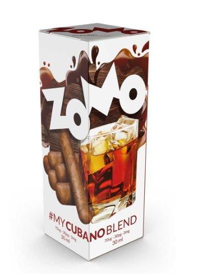 Liquido Zomo - My Cubano Blend