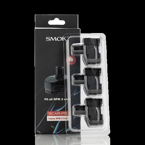 Pod (Cartucho) de reposição para Scar-P5 (Coil Rpm 2) - Smok