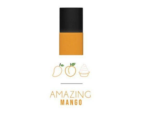 Pod de reposição para Pod System Naked100 - Amazing Mango