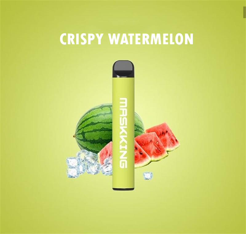 Pod descartável Maskking High GT - 500 Puffs - Grispy Watermelon