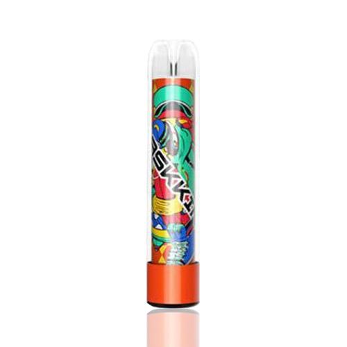 Pod Descartável Maskking High Pro Max - 1500 Puffs - Peach Ice