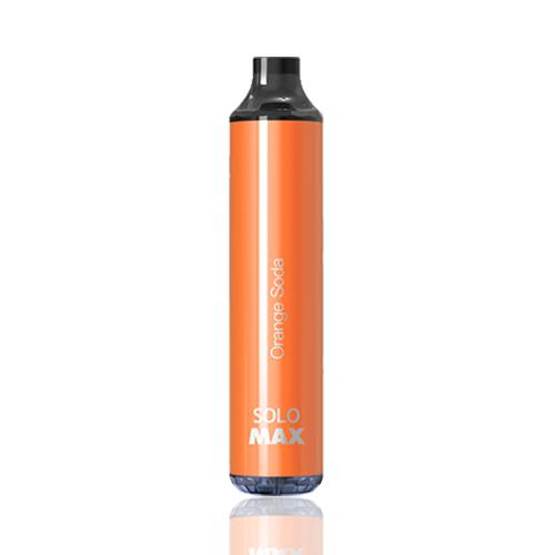 Pod Descartável Vapeman - 4000 Puffs - Solo Max - Orange Soda
