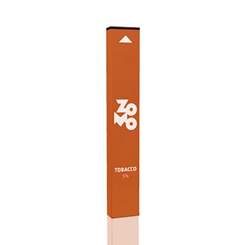 Pod descartável Zomo - 320 Puffs - Tobacco